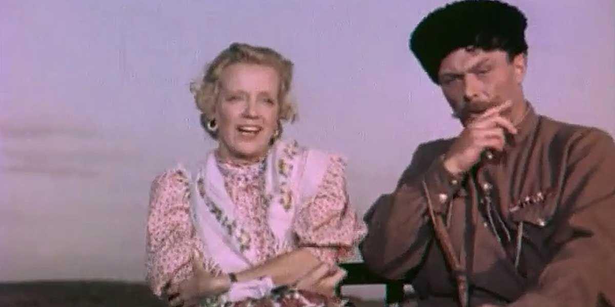 фильм кубанские казаки картинки