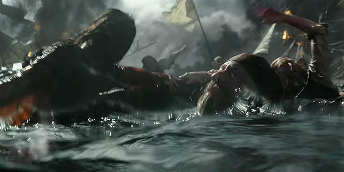 Видео по запросу просмотр фильмов онлайн бесплатно Пираты Карибского моря: Мертвецы не рассказывают сказки