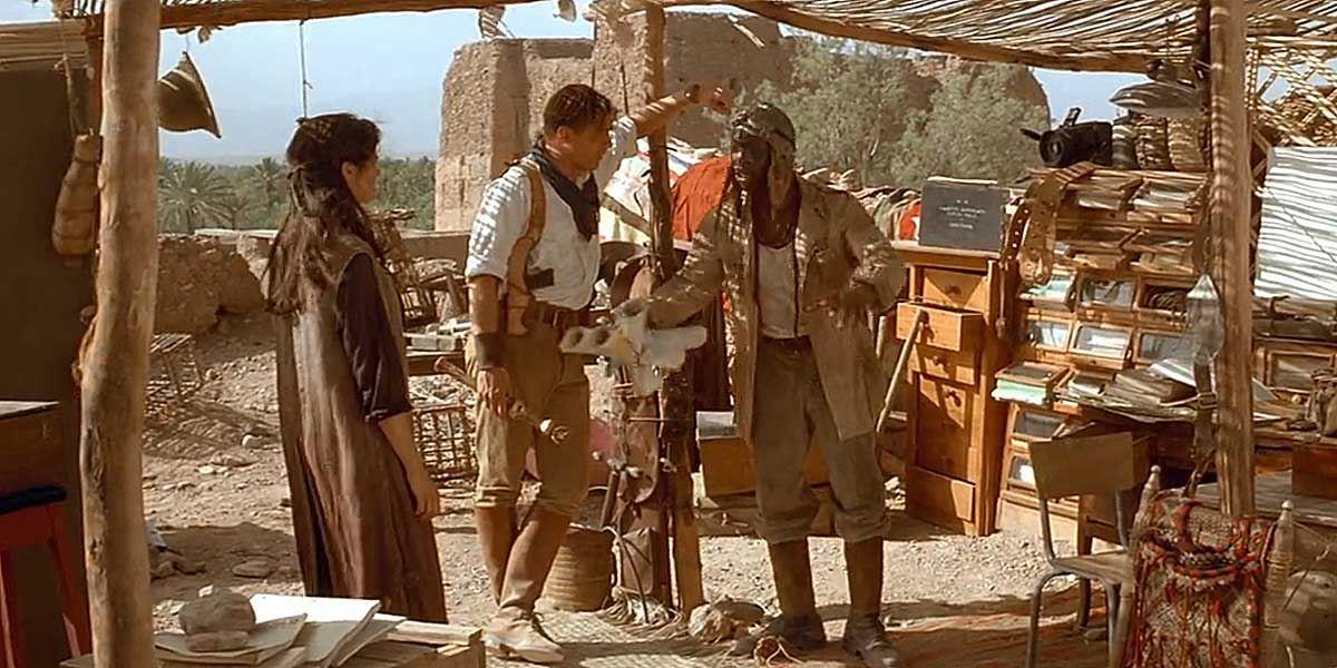 Кадры из фильма смотреть фильм мумия воскрешение