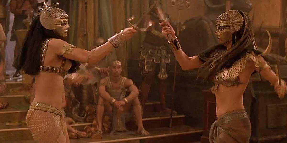 смотреть фильм мумия воскрешение