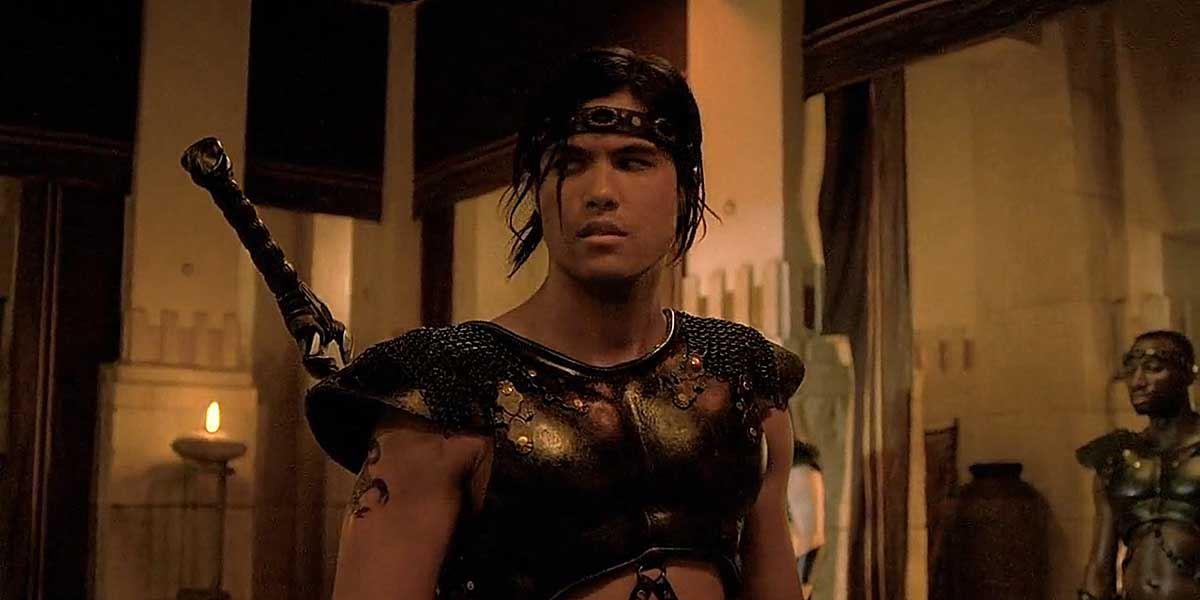Царь скорпионов 2: восхождение воинов / the scorpion king 2: rise of a warrior (расселл малкахи) 2008, боевик