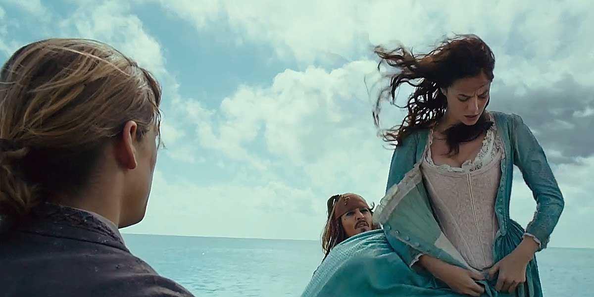 Фильм «Пираты Карибского моря: Мертвецы не рассказывают сказки»